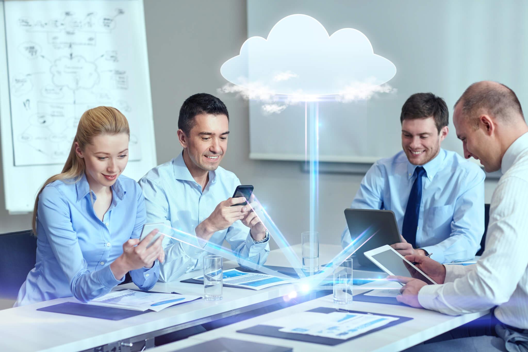 O mundo contábil em evolução: tecnologia e contabilidade colaborativa