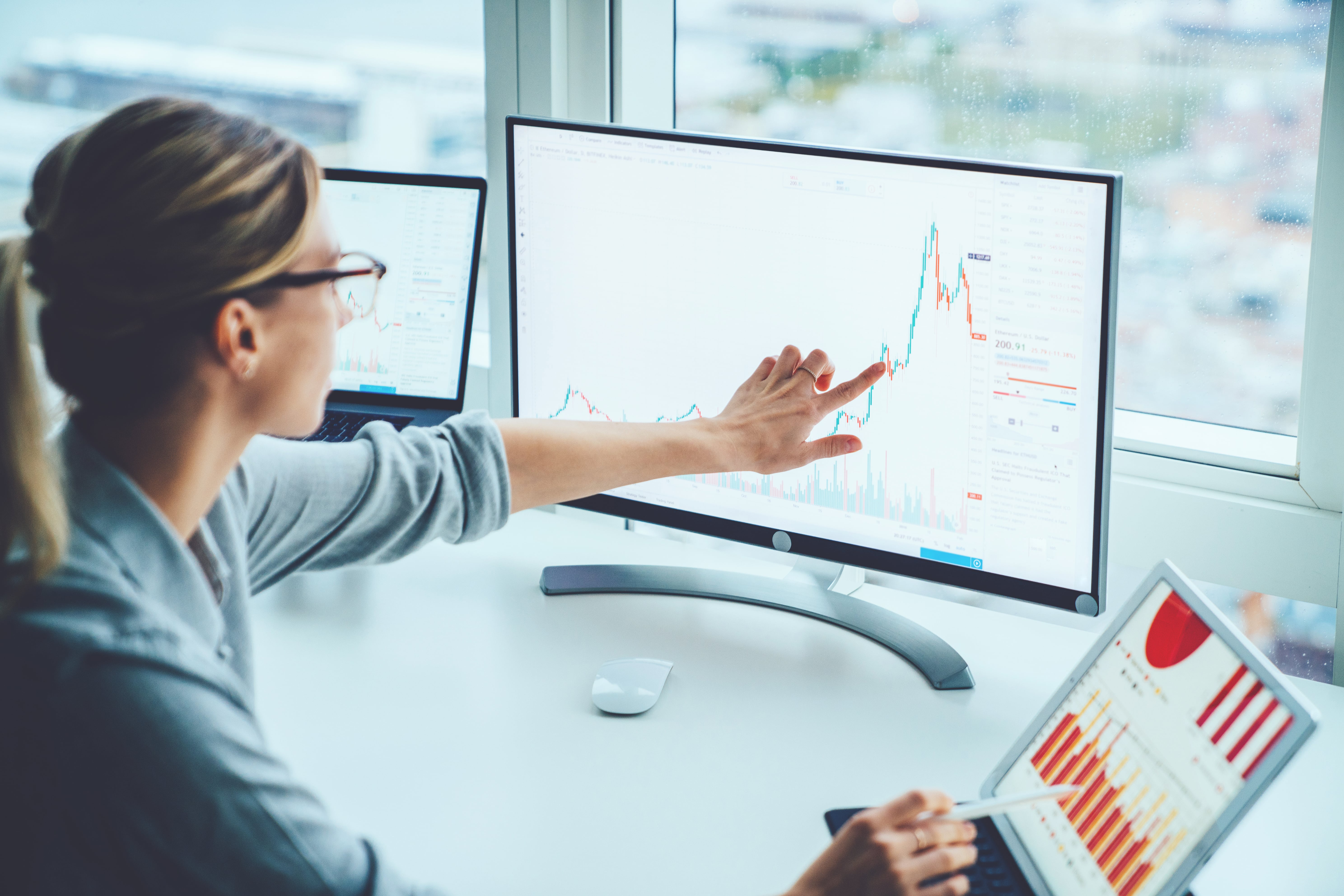 BI na contabilidade: como oferecer análises e direcionais assertivos para seus clientes
