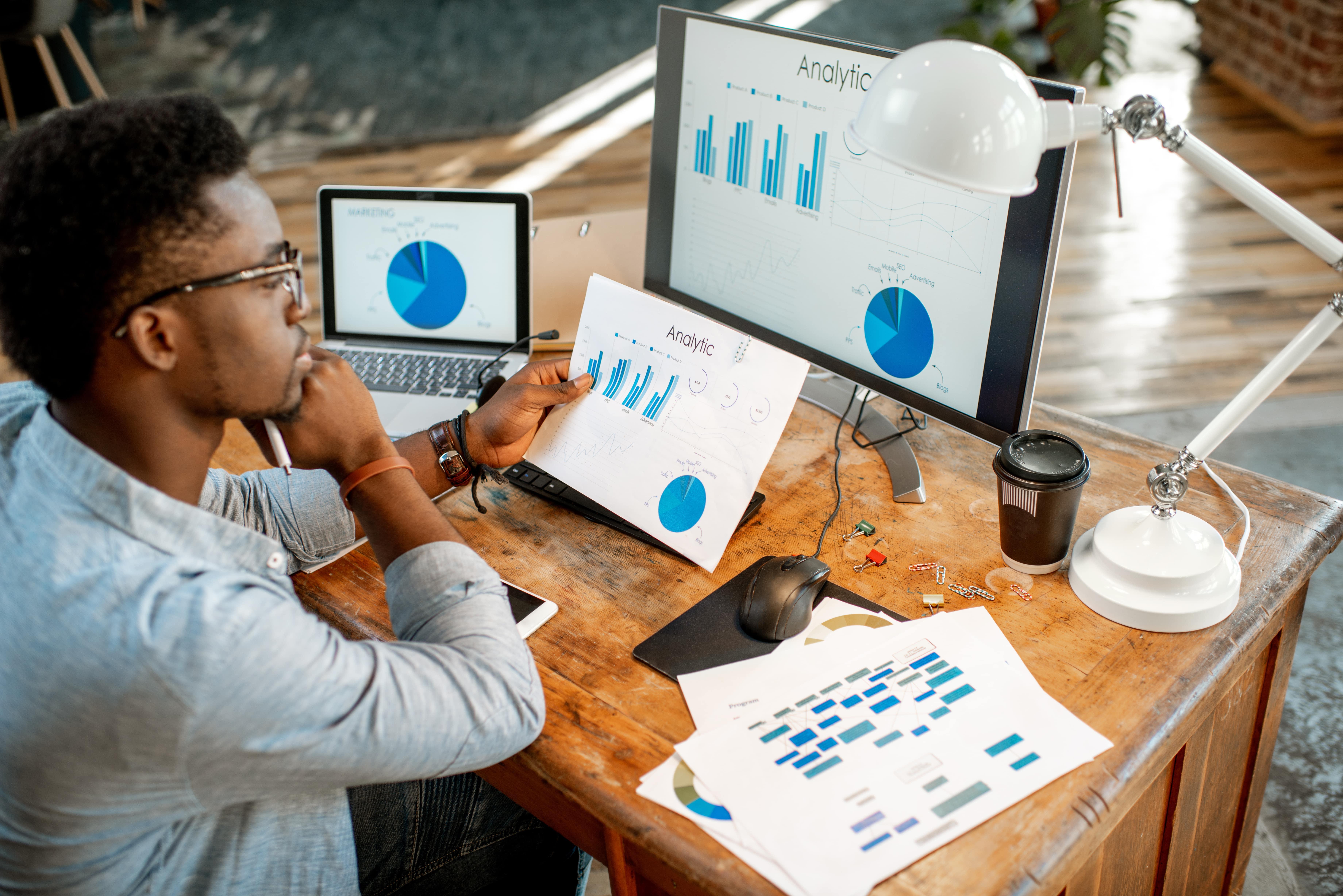 Prosoft Analytics: a sua solução para otimizar a análise de dados contábeis